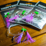 how to fish a whiting rig Flasher Rig