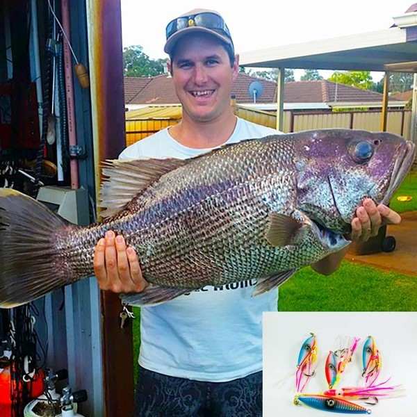 micro jigs for snapper, jig, jigging with micro jigs, snapper jig,