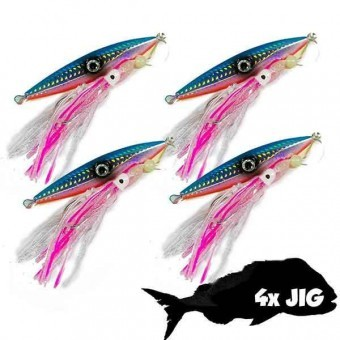 micro jig , snapper lure