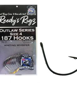 whiting hook , circle hook
