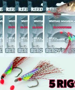 whiting rig, fishing rigs ,flathead rigs