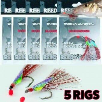 whiting rig, fishing rigs ,flathead rigs