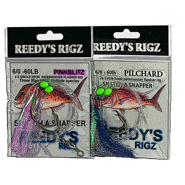 snapper snatchers, reedys rigz , snatchers