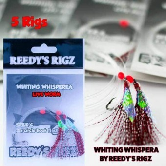 whiting rig ,float rig, bait rig, fishing rig,reedy rig, snapper snatcher