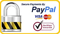 Paypal , Secure Payment