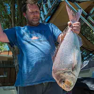 fishing report mt eliza, port phillip bay snapper report