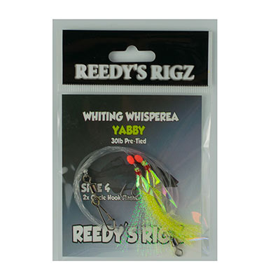 whitng rig, tie whiting rig, fishing rig, tackle , cheap tackle online