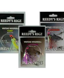 flathead rig, kg whiting rig, king George Whiting set up, king George Whiting fishing rig,