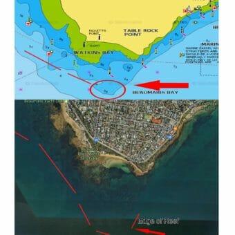snapper spots , port phillip bay snapper spots, pinkies year round,