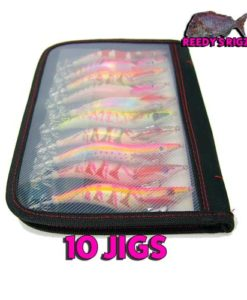 Squid Jig 10 Lure 3.5 gram Fishing tackle cheap online