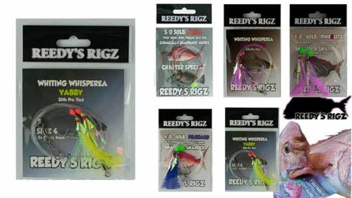 Snapper Snatchers ,Rigs, Bait ,Tackle ,Pre Made, Cheap online tackle