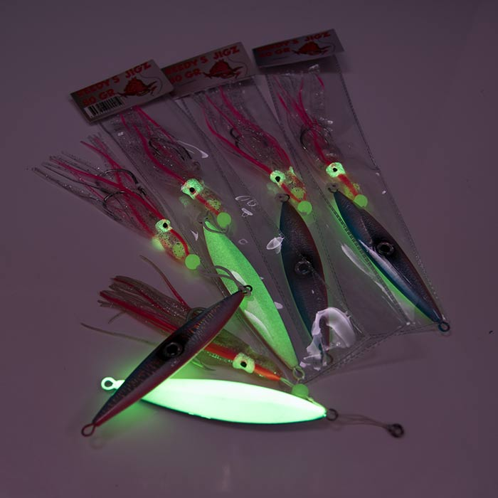snapper lure, slow pitch jig, fishing lure,reedy's rigs, bait fishing, assit hook