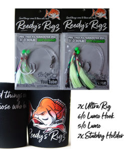 ultra rig, snapper rig, flasher rig, gift pack, snapper snatcher