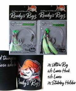 ultra rig, snapper rig, flasher rig, gift pack, snapper snatcher