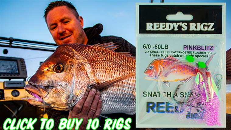 western port rig , Slack tide rig, flasher rig, how to tie running rig, shark rig,mulloway rig, kingfish rig,how to tie fishing knots, tie fishing rig
