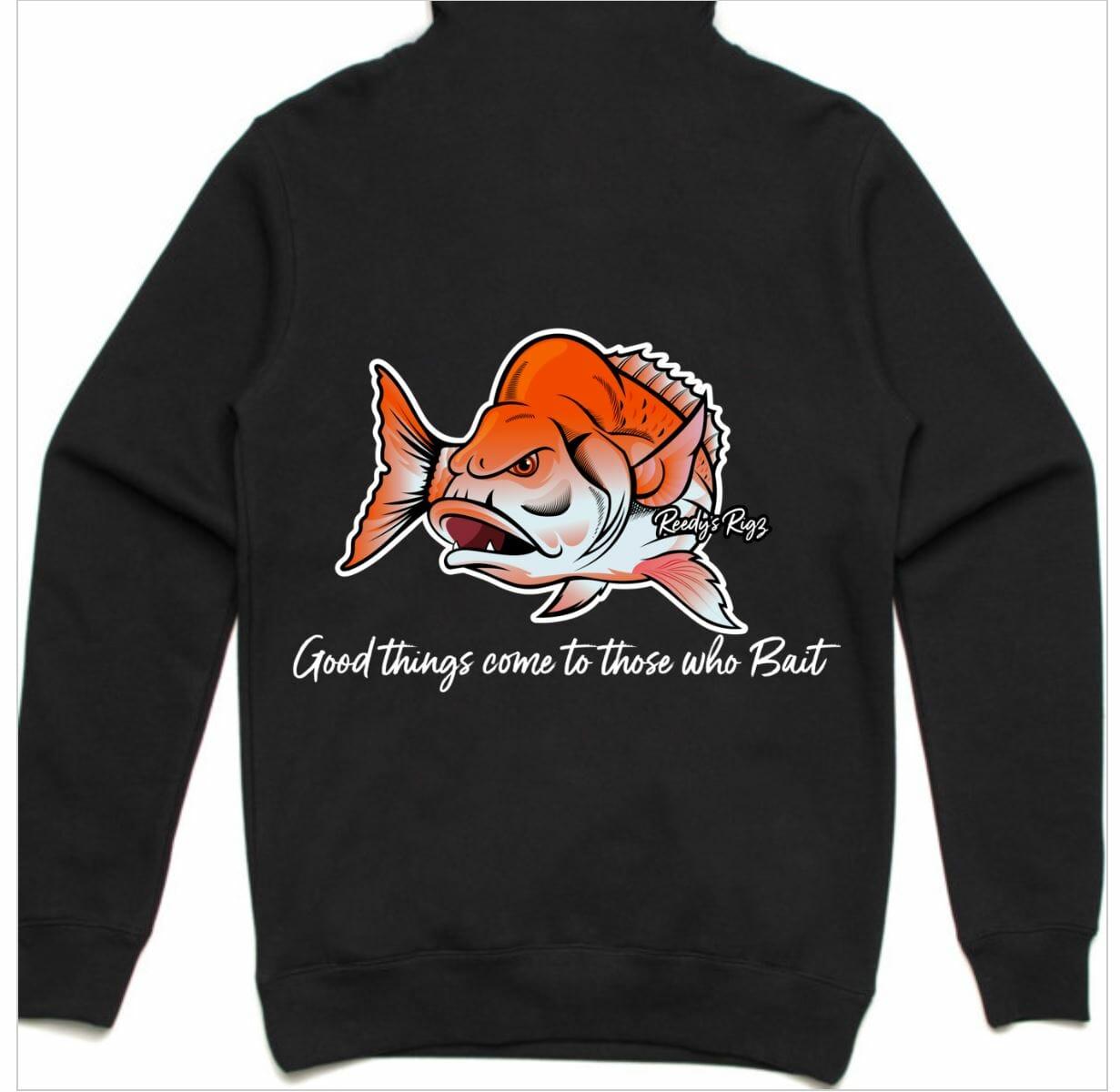 snapper hoodie
