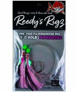 ultra Rig, Reedys ultra Rig, fishing rig, flasher rig, flasher rig killer, bait rig, snapper rig , best snapper rig