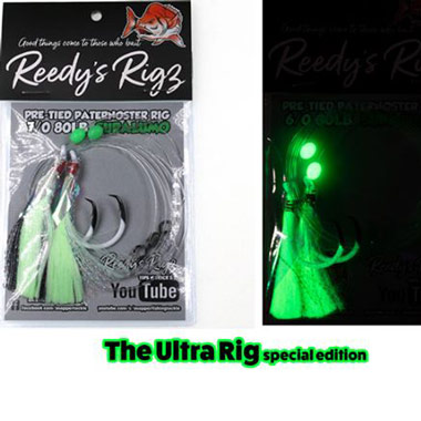 lumo hook , dominator hook , Snapper rig , best snapper rig ever, Reedy's Rigz,ultra rig, flasher rig, circle hook, pre tied snapper rig