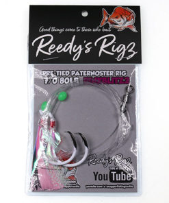 Snapper rig , ultra rig, fishing rig, reedys rigz ,snapper