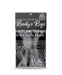 9-0 circle hook , reedys hooks