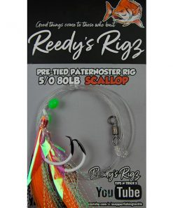 snapper rig, paternoster rig, fishing rig, snapper snatchers , flasher rig, reedys rigz
