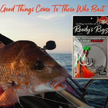 ultra rig, best snapper rig, reedys rig, flasher rig ,snapper snatcher