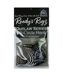 circle hook , 8-0 , reedys hooks