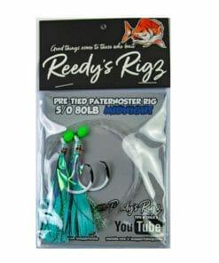 Ultra rig, snapper rig,fishing rig, paternoster rig, ledger rig, pre tied snapper rig