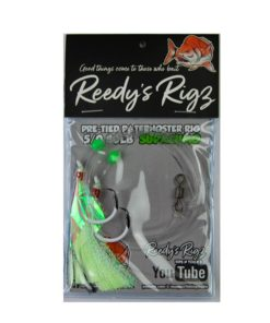 superlumo , reedys rig, fishing rig