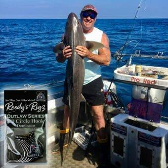 circle hook , outlaw , reedys hooks, gummy shark hook, reedys dominator, fishing hook, shark hook