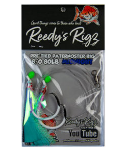 ultra rig, 8/0 circle hook , snapper rig, paternoster rig