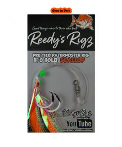 8-0 paternoster fishing rig ultra rig flasher rig