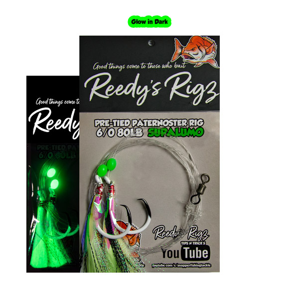 snapper rig , lumo rig, fishing rig