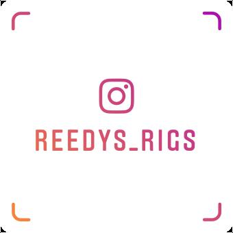 instagram name tag, fishing instagram , Reedy's rigs on instagram, instagram reedys, reedys fishing inastagram,shimano fish