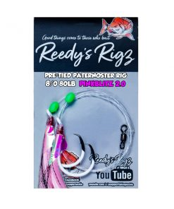 bottom fishing rig, snapper botom rig, flasher rig,snapper rig