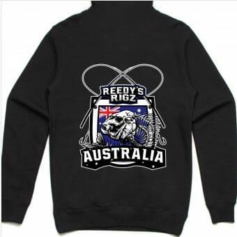 fishing hoodie, fishing gear, snapper jumper,snapper hoodie