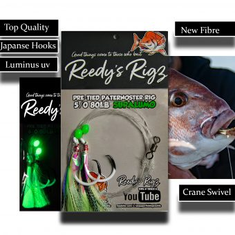 Snapper Rig, Fishing Rig, Best Snapper Rig, Snapper snatchers , Ultra Rig, Paternoster Rig, Bait rig, Reef Rig, Bottom Rig, Ledger Rig