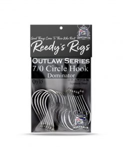 circle hook , reedys hooks , dominator , fishing hook, reedys rigs,tackle, gummie shark