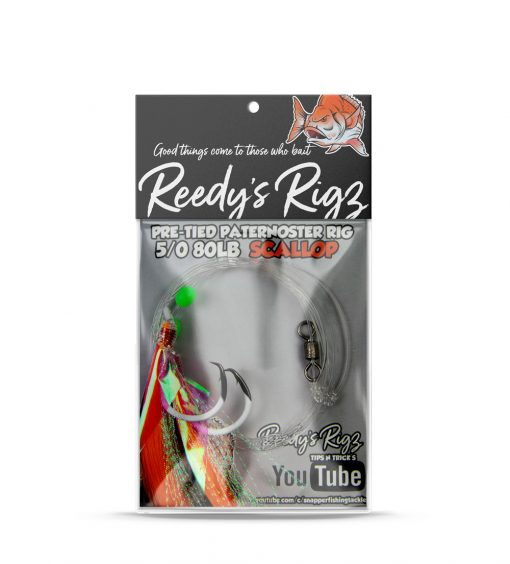 ultra rig , reedys fishing tackle