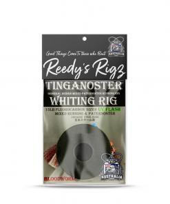 tinganoster, whiting rig, whitting rig