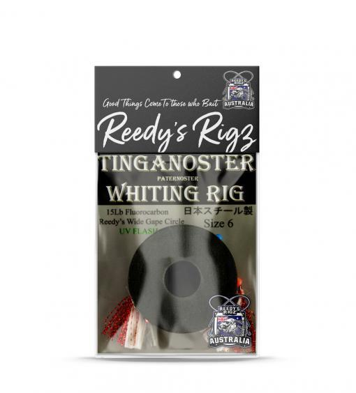 whiting rig, reedys whiting rig, tinganoster,wester port rig,paternoster