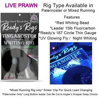 whiting rig information , best whiting rig