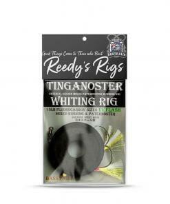 whiting rig , bassy yabby bait , whiting bait