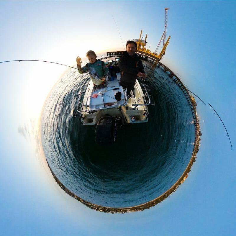 melbourne fishing, garfish,