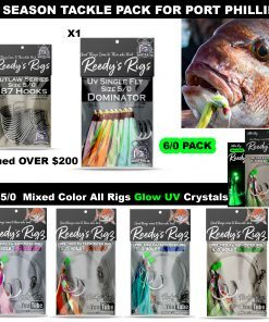 snapper season , tackle pack, best rigs, gift tackle,
